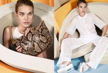 Harper's Fashion Print