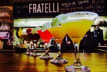 Dining | Fratelli Ristorante / Fratelli Ristorante, Pizzeria & Bar oozes rustic Italian charm with a contemporary edge.   Our friendly team serve traditional Italian dishes with a modern twist. Authentic Italian cicchetti perfect for sharing, pizzas fired in our wood oven, mouthwatering pasta dishes and tempting mini desserts all feature on our unique menu. Kids can build their own pizza before enjoying a mini bambinocino whilst reading the story of the 3 little boars.