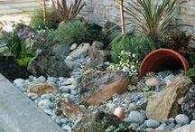 rocaille de pierres
