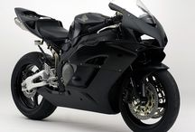 Motorcycle - Honda CBR