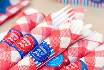 4th of July Party Ideas / by Ashley S