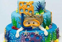 bolos fundo do mar