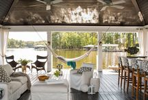 Lake Front Luxury Homes