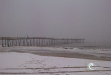 OBX Snow 01.25.2013 / by Ocean Watch OBX