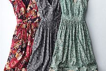 Vestidos  / Ropa para mujeres que les gusta sentirse cómodas y ligeras