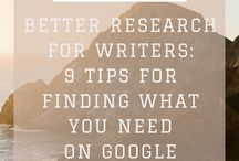 Research Tips / editing, writing, self-publishing, nanowrimo, poetry, novel, research, ebook, grammar, freelance, productivity, fiction, short stories, academia, business, grant writing, travel writing, freelance writing, publishing, podcasts, books