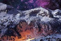 paisajes para soñar