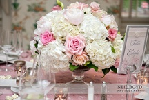 Wedding Centerpieces / Raleigh weddings.  Raleigh photography.  Raleigh florists.  Wedding receptions.