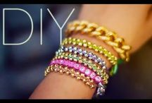 D.I.Y jewelry / by Sophie Grenon