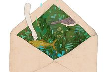 Snailmail / by Elena On Aerial