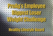 ProAg's Employee Healthy Lifestyles / Healthy employees are key to the success of ProAg. This board will share healthy recipes, weight loss tips, exercise routines, & inspirational sayings about one's health.  Participation in the many different health programs ProAg runs through the year is voluntary for ProAg employees. Before beginning any weight loss or exercise regimen, consult with your physician. The views & opinions expressed by Guest Pinners are those of the pinner & do not necessarily reflect the official policy of ProAg.