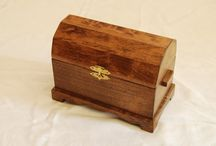 wood boxes / by Staci Grauman