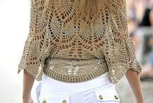 crochet mujer