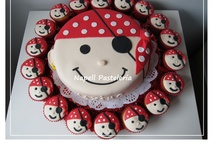 tortas piratas