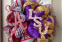Southern Mama Wreath Design / by Susan Morgan