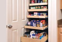 Pantry ideas / by Jennifer Moody