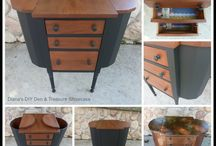 DIY Wood Projects / by Susan Settle