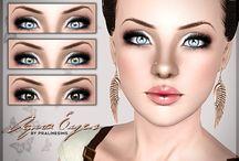 Sims 3 CC Eyes