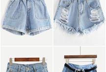 pantalones corto