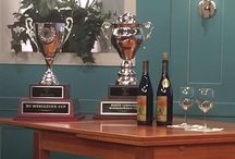 HINNANT AWARDS / Here you will find many of the different awards we have earned over the years, including the 2014 Best in Show trophy!
