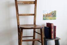 Židle, židličky
