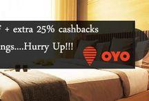 Oyo Rooms Coupon Codes & Deals