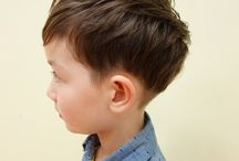 Boys hairstyle