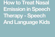 Speech Tx: voice disorders