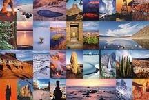 ~Travel the US~ / #travel destinations in the US.... O beautiful for spacious skies,  For amber waves of grain,  For purple mountain majesties  Above the fruited plain!   / by Angela Machin