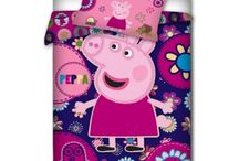 Peppa Pig bedding collection | Świnka Peppa kolekcja pościeli / Peppa Pig bedding collection | Świnka Peppa kolekcja pościeli