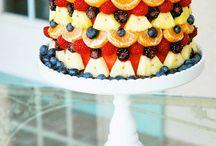 Fruit Platters & Desserts for Entertaining