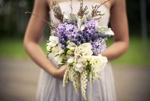 Weddings - bouquet & bouts / by Kasey Conyers