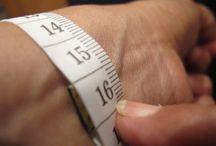 velikost náramku