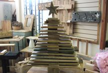 Christmas / Christmas products at Just Wood Leicestershire 2015