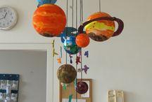 Thema ruimte BSO kinderen