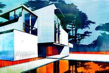 grafika architektoniczna