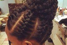 RIAN'S HAIR