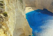 Amazing places in Greece Ionian Islands.