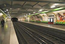 #Paris #Metro
