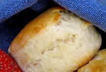 Scones & Hot Biscuits