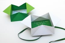 Origami / Christmas gifts