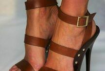 Shoes:  sandals