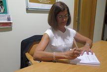 Mª Dolores Fernández-Fígares Master Class y Presentación / Master Class y Presentación a cargo de Mª Dolores Fernández-Fígares que tuvo lugar el 2 octubre de 2015.