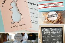 Baby Shower Ideas / by Esther McCune