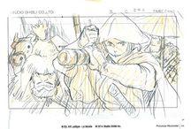 Animation layout