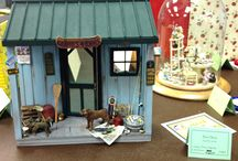 2014 Annual Museum Show / Exhibits submitted for judging at the 2014 Museum of Miniature Houses' annual museum show