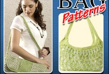 crochet bags and baskets