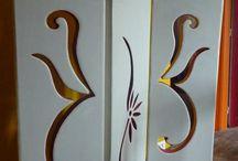 Biscoto / création et fabrication de meuble et objet de décoration en carton.  Liens utiles:  http://biscoto.e-monsite.com/ https://www.facebook.com/pages/Biscoto/472227522855747?fref=ts https://www.etsy.com/fr/shop/BISCOTOmeublecarton