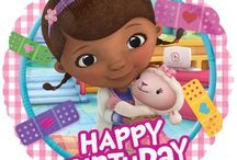 Doc McStuffins Birthday Theme