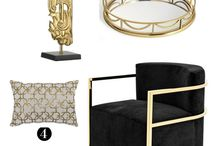 Art Deco Home Decor Inspiration